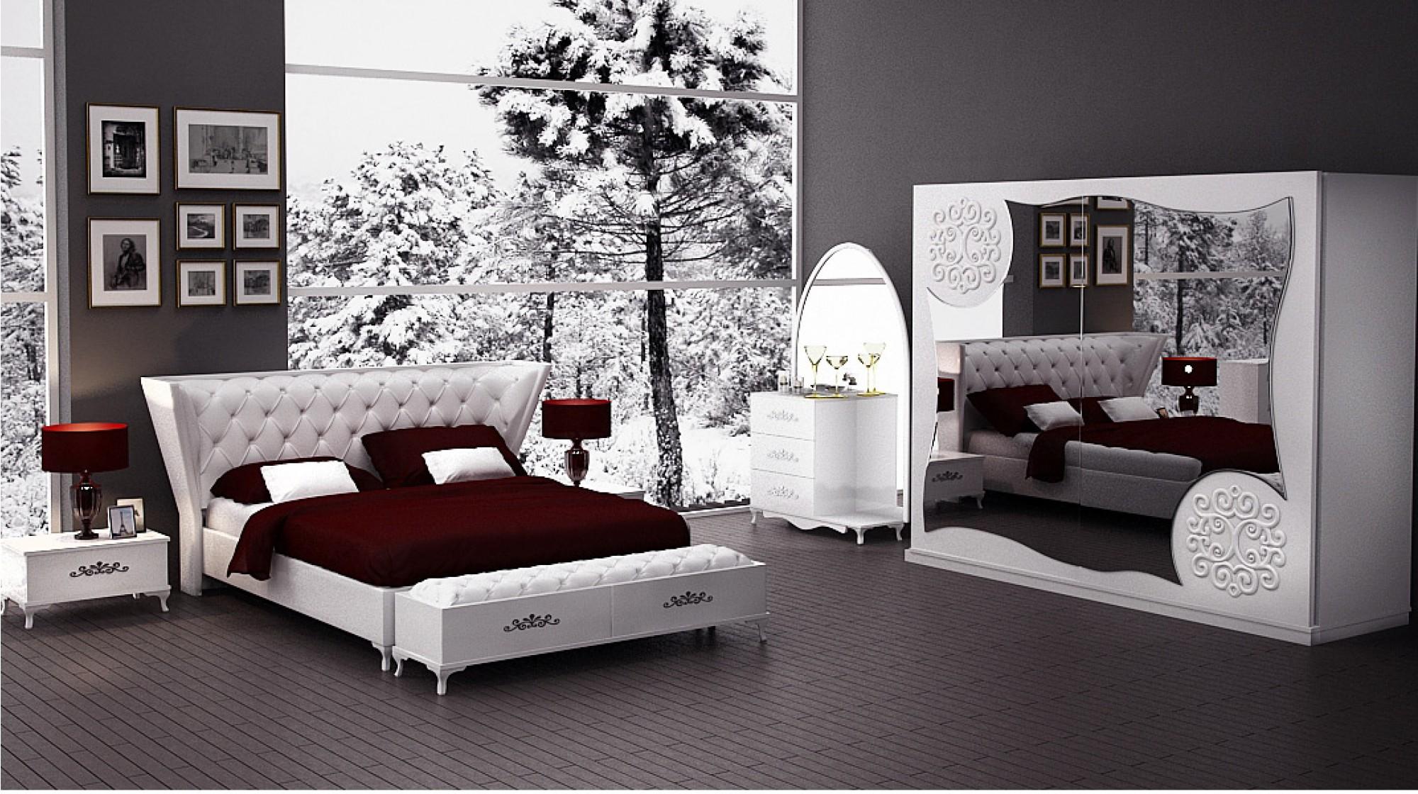 Ana Sayfa / Yatak Odası Takımları / Yuvam Avangarde Yatak Odası ...