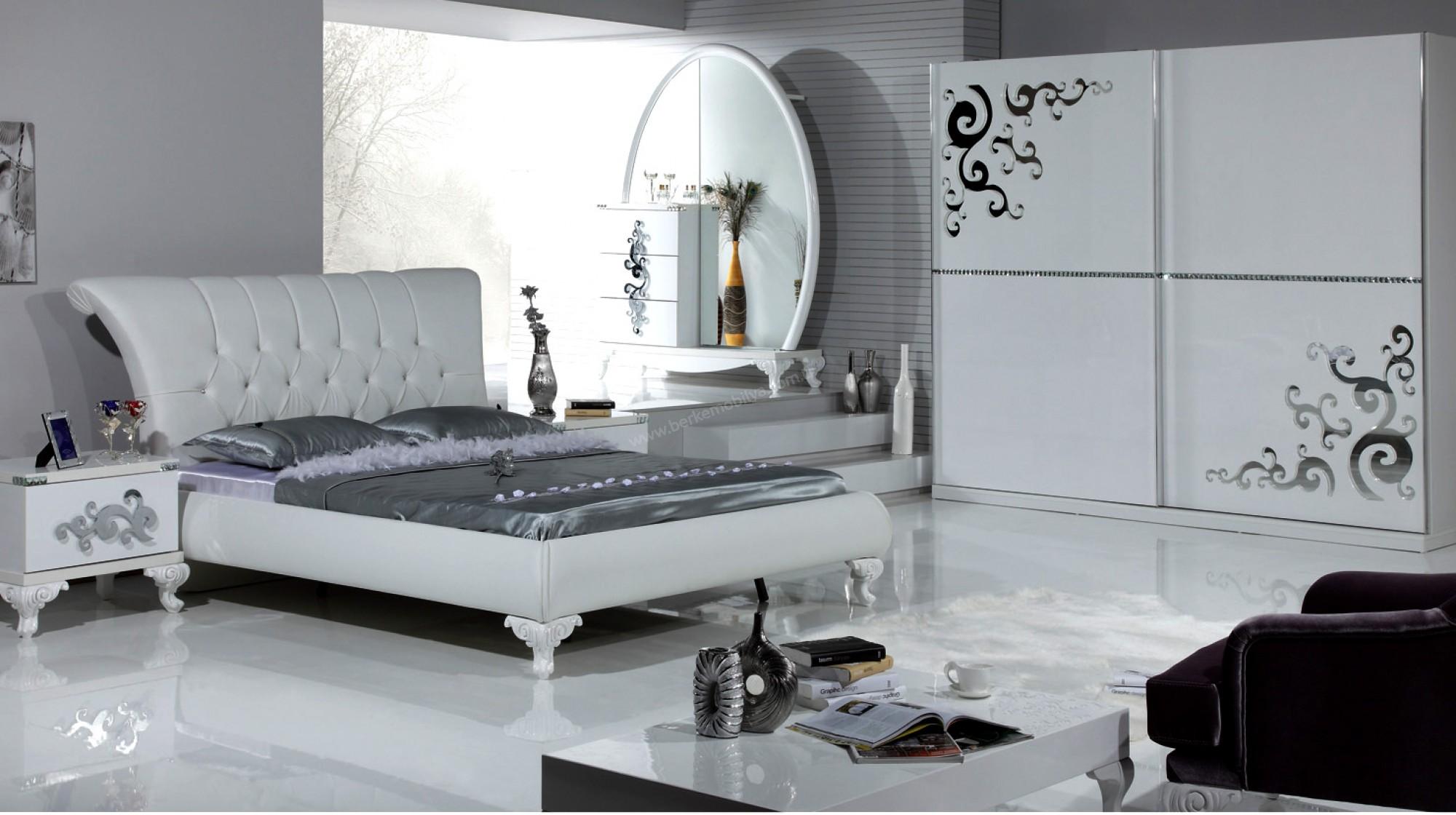 Ana Sayfa / Yatak Odası Takımları / Sedef Yatak Odası Takımı