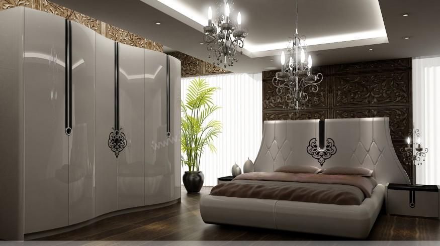 Anemon Avangarde Yatak Odası Takımı