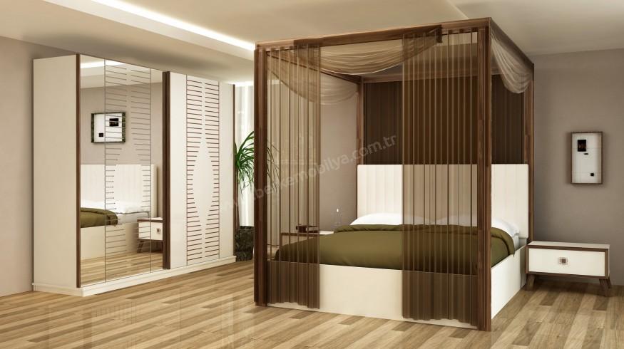 Pırlanta Modern Yatak Odası Takımı