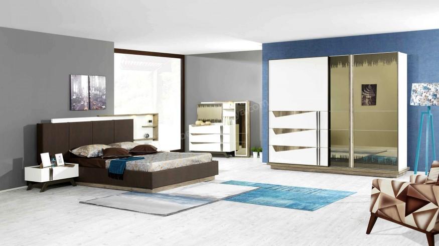 Safir Modern Yatak Odası Takımı