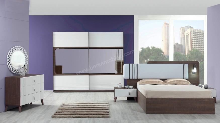 Santana Modern Yatak Odası Takımı