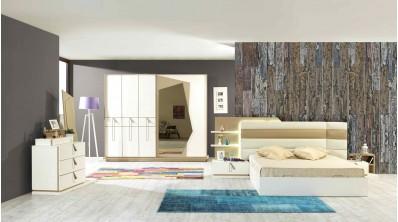 Koza Modern Yatak Odası Takımı