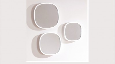 Oval Ayna Set
