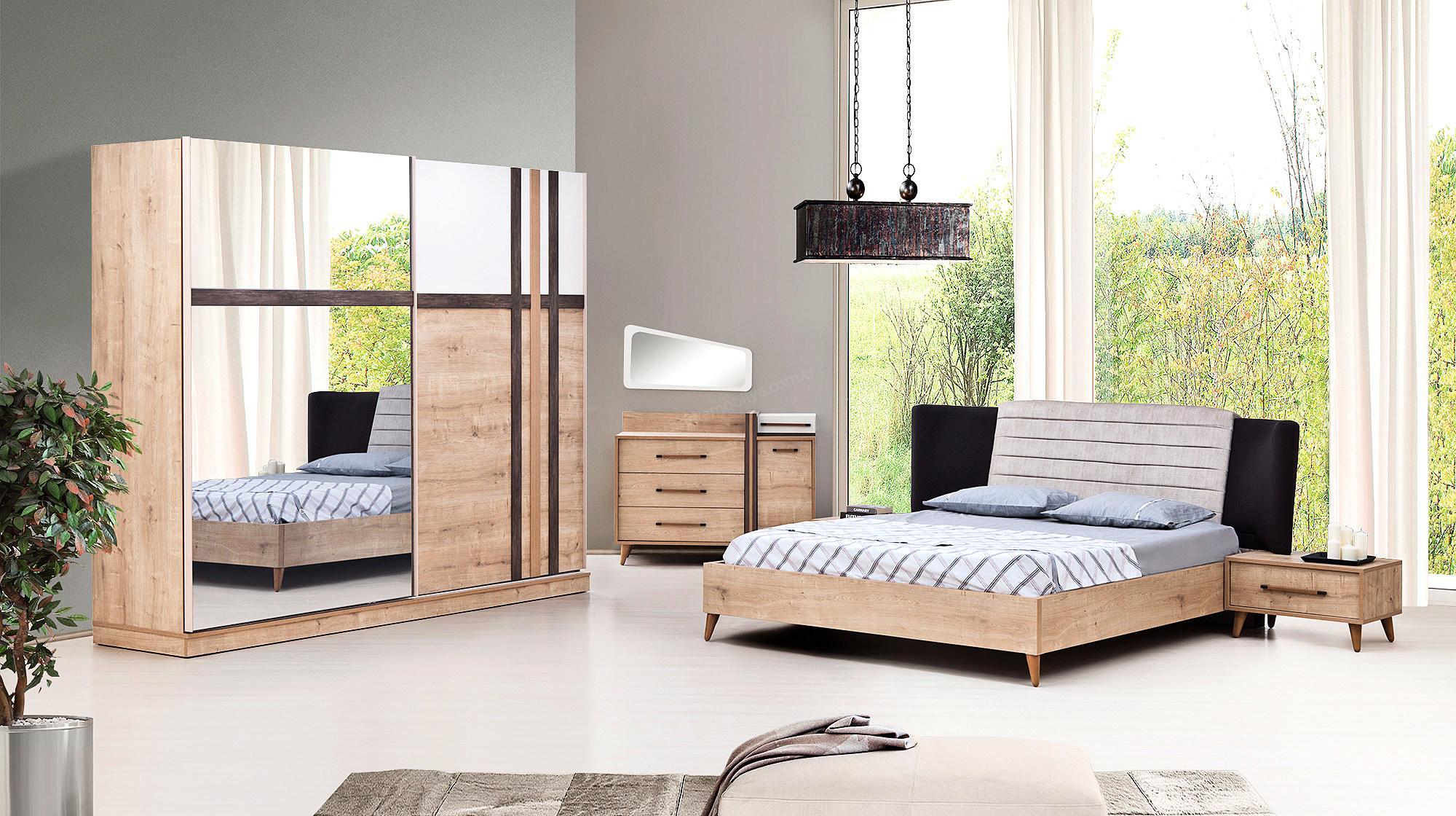 Nevin modern yatak odas tak m modern yatak odas for Mobilya caserta