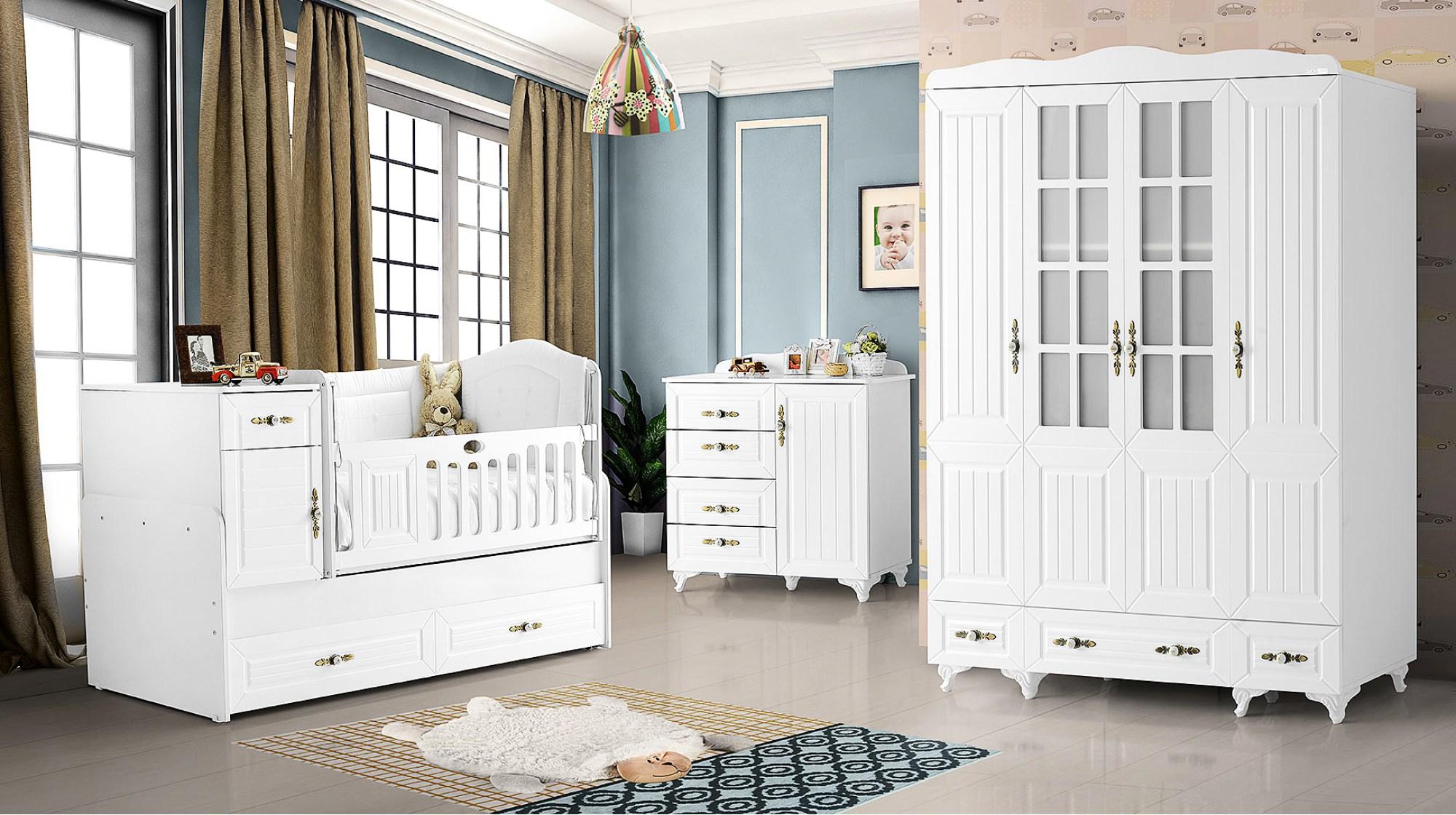Çocuk osmanlı: bir çocuk mobilyası seçin