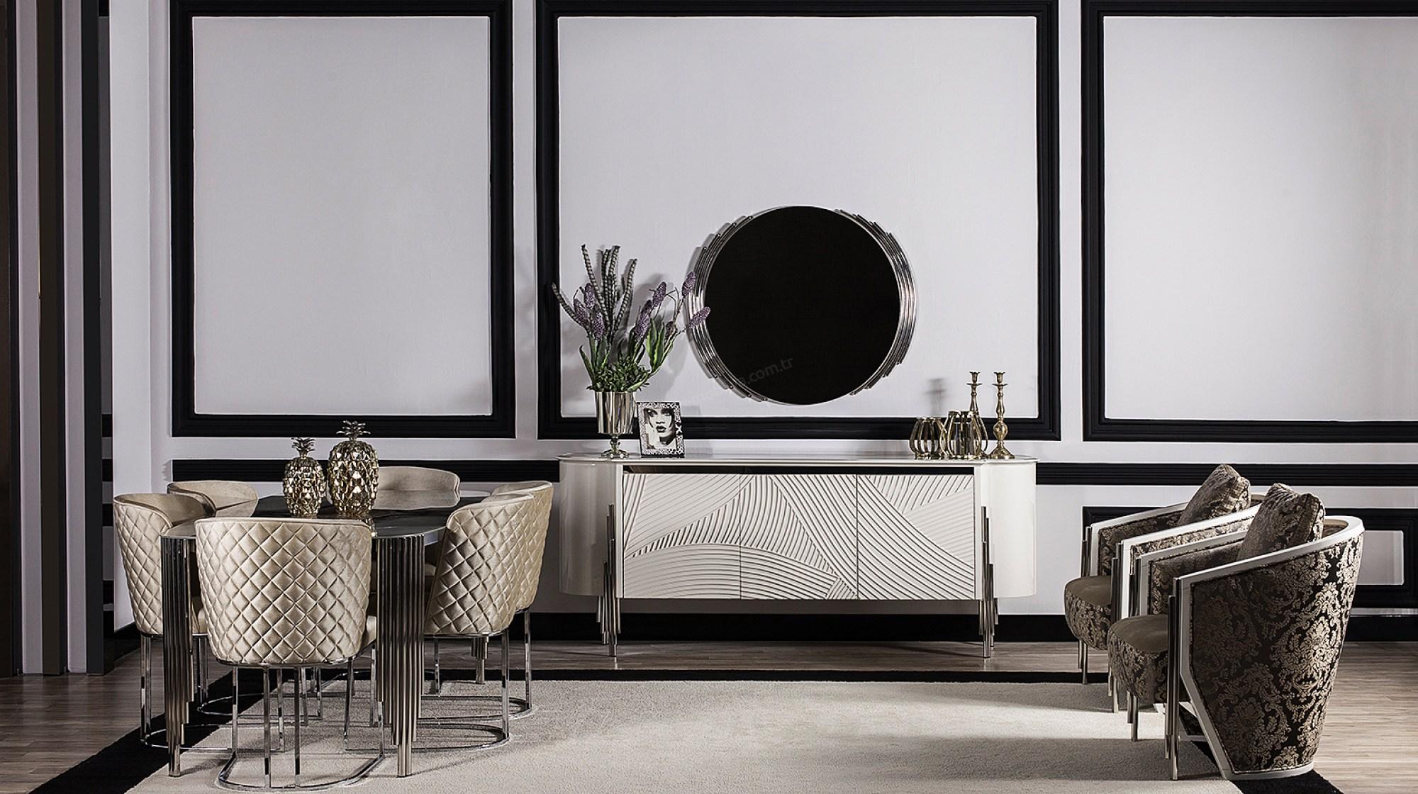 Pandora Luxury Yemek Odas U0131 Tak U0131m U0131 - Modern