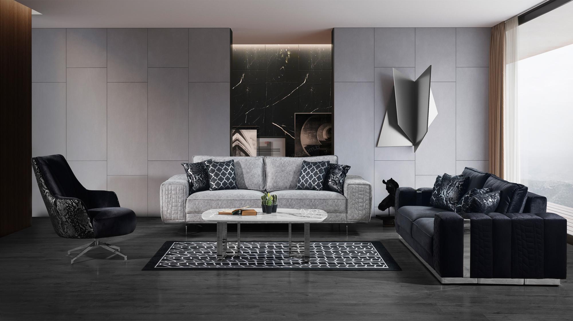 Aria Salon Takimi Modern Koltuk Takimlari Berke Mobilya