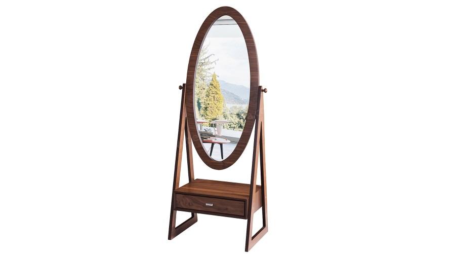 Eliçe Boy Aynası Ceviz