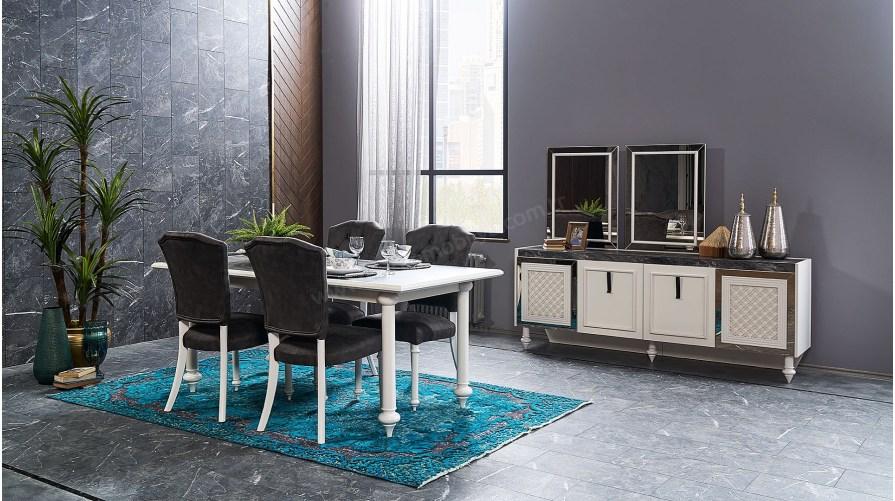 Torino Luxury Yemek Odası Takımı