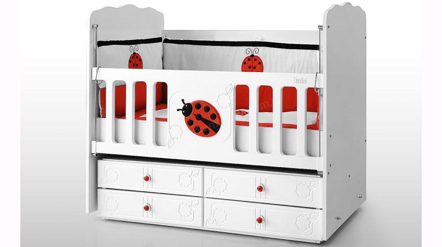 Uğur Böceği 640 Kırmızı Beşik