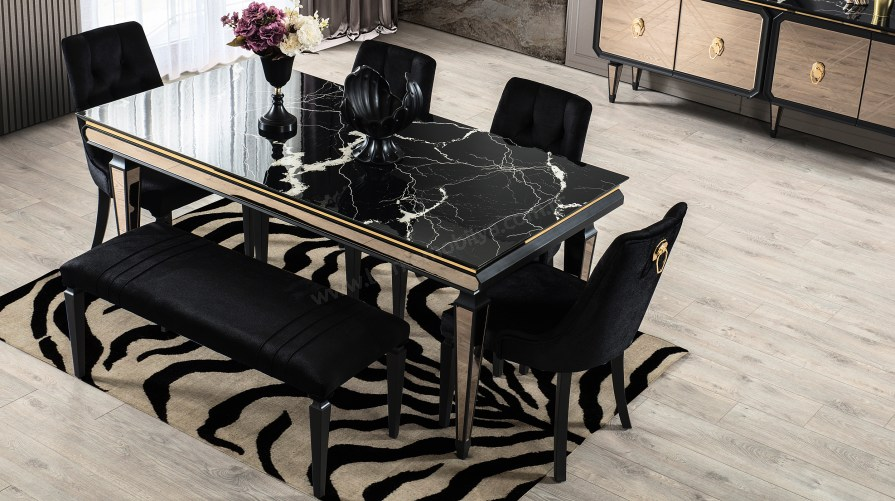İmage Sabit Masalı Sandalye Set