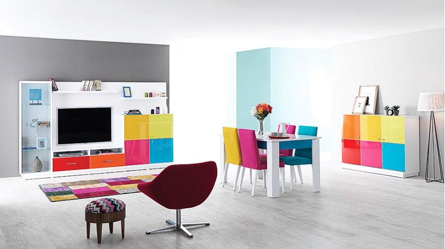 Hilton Yemek Odası Takımı Colour