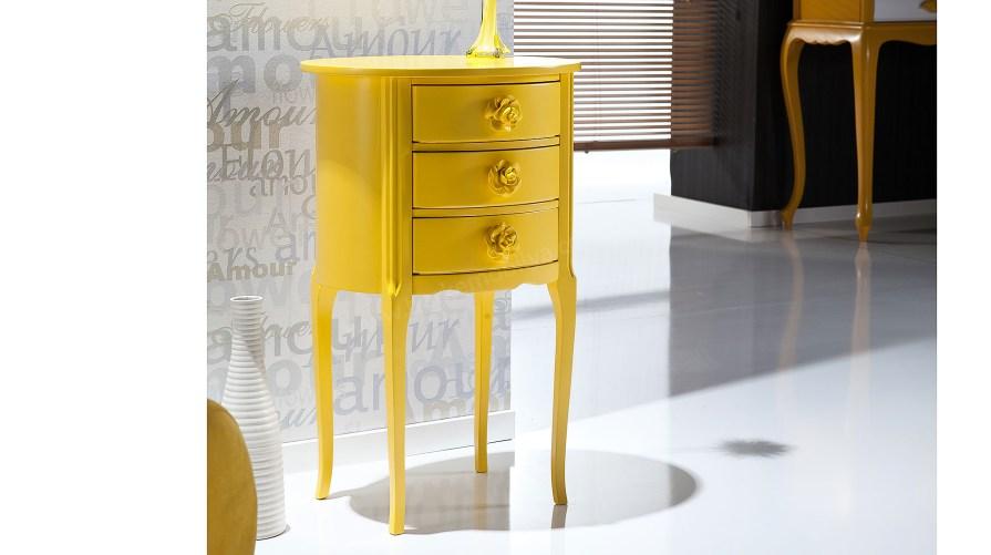 Ovoid Komot Sarı