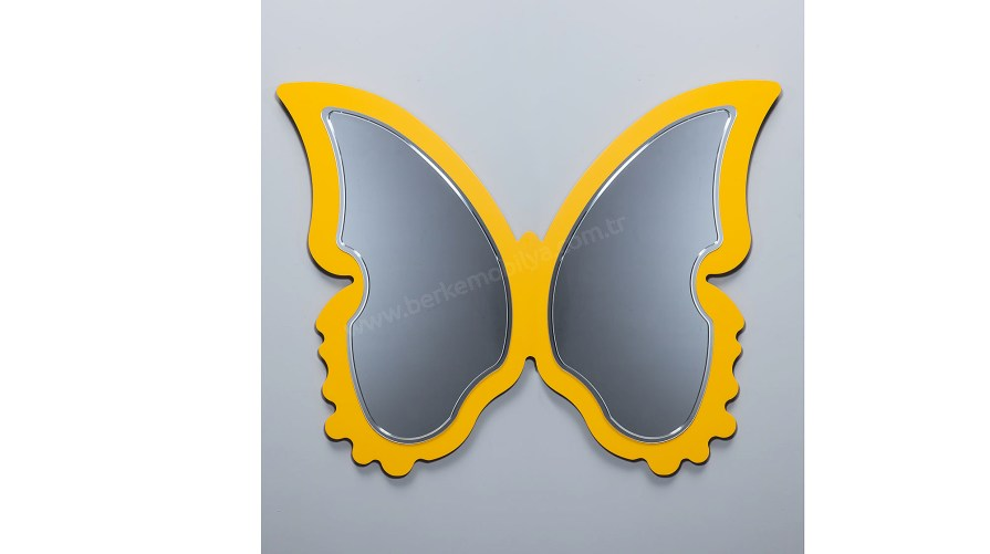 Kelebek Dekoratif Ayna