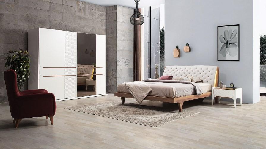 Erva Modern Yatak Odası Takımı