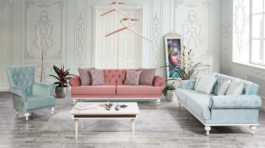 Venedik Sofa Koltuk Takımı
