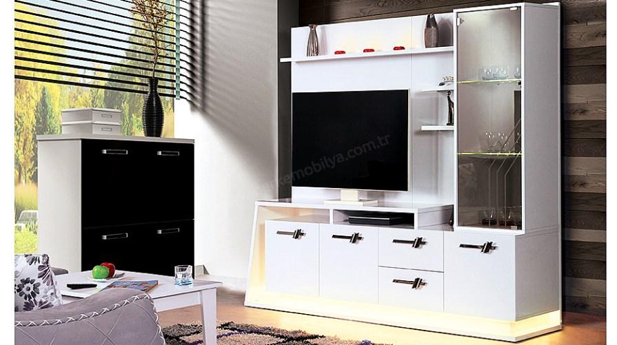 Class White 200 Tv Ünitesi
