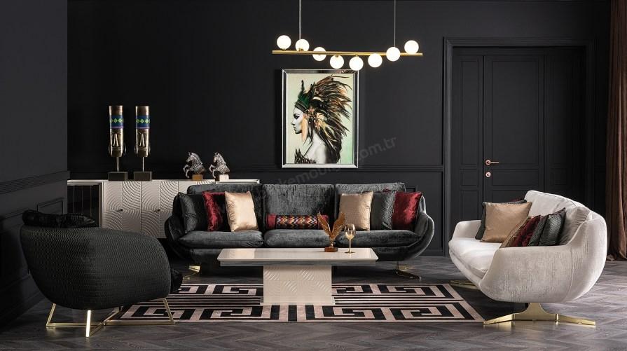 Linda Luxury Koltuk Takımı