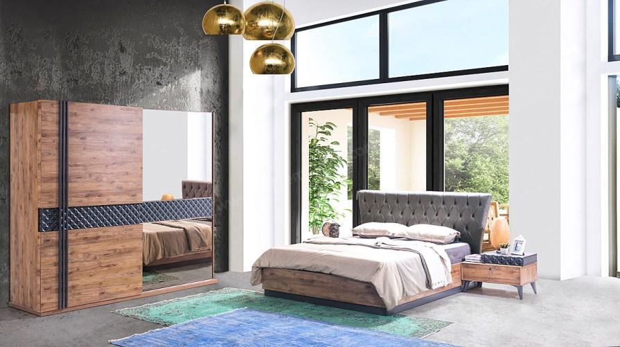 Eymen Amalfi Yatak Odası Takımı
