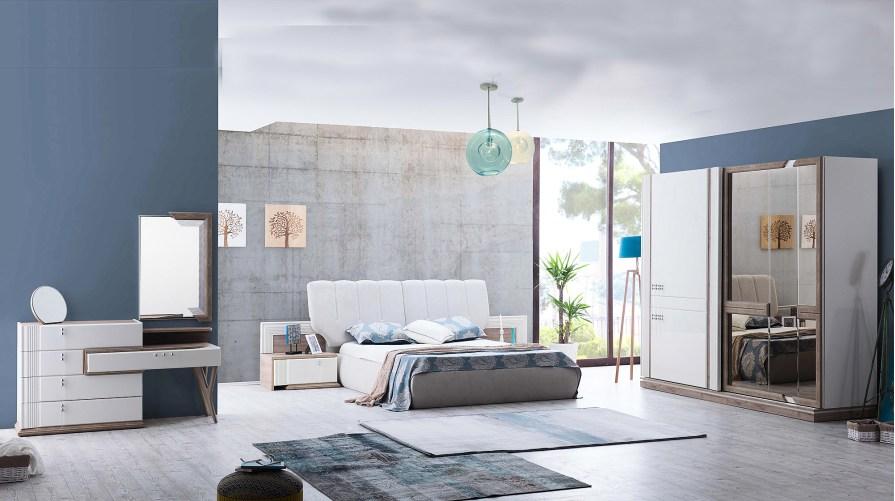 Alfa Modern Yatak Odası Takımı