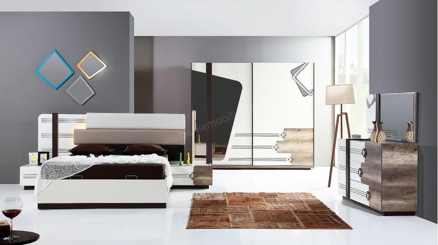 Alissa Modern Yatak Odası Takımı OUTLET