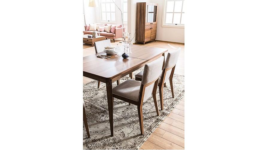 Almoda Ceviz Yemek Masası Sandalye