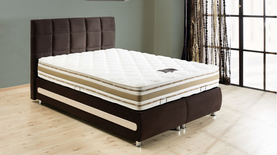 Premium Baza ve Altın Yatak Seti