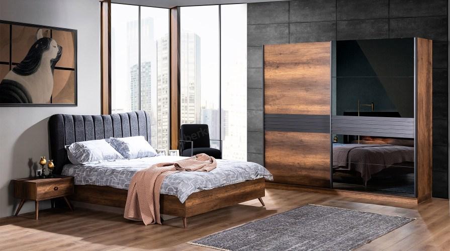 Alya Modern Yatak Odası Takımı