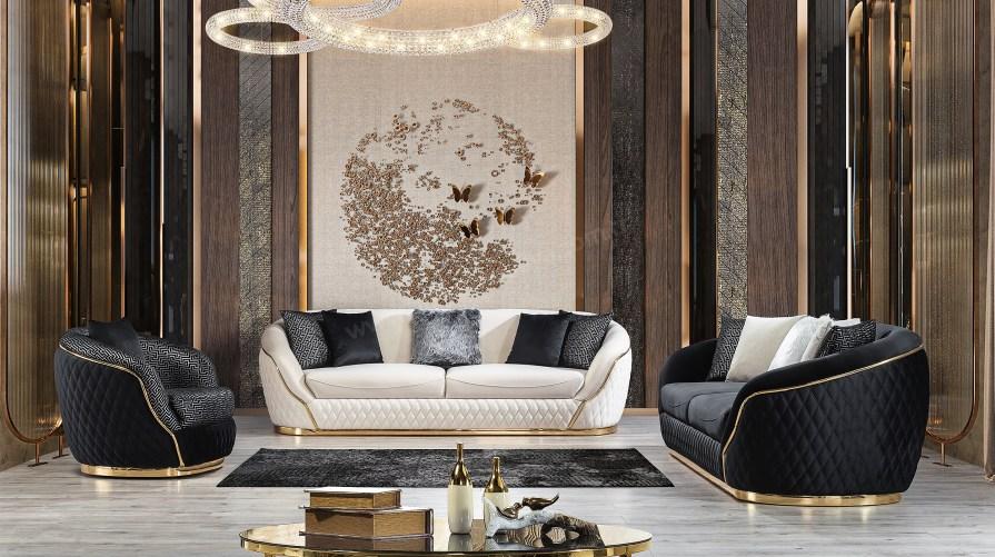 Angel Koltuk Takımı Luxury