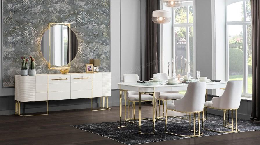 Angel Luxury Yemek Odası Takımı