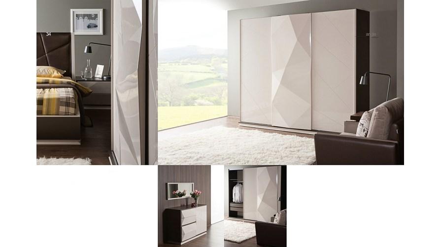 Angle Modern Yatak Odası