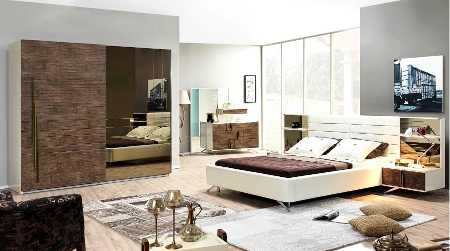Anka Modern Yatak Odası Takımı