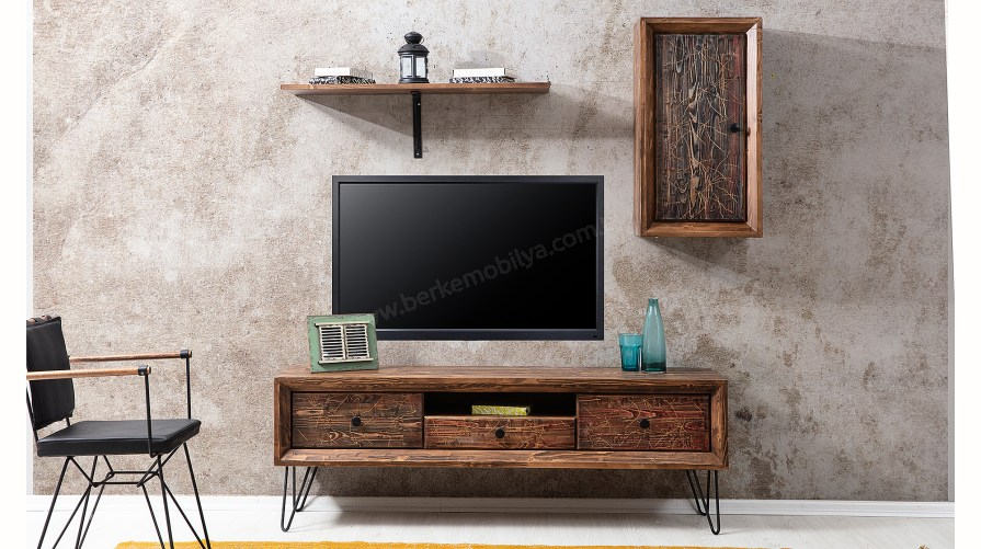 Antik 02 Tv Sehpası