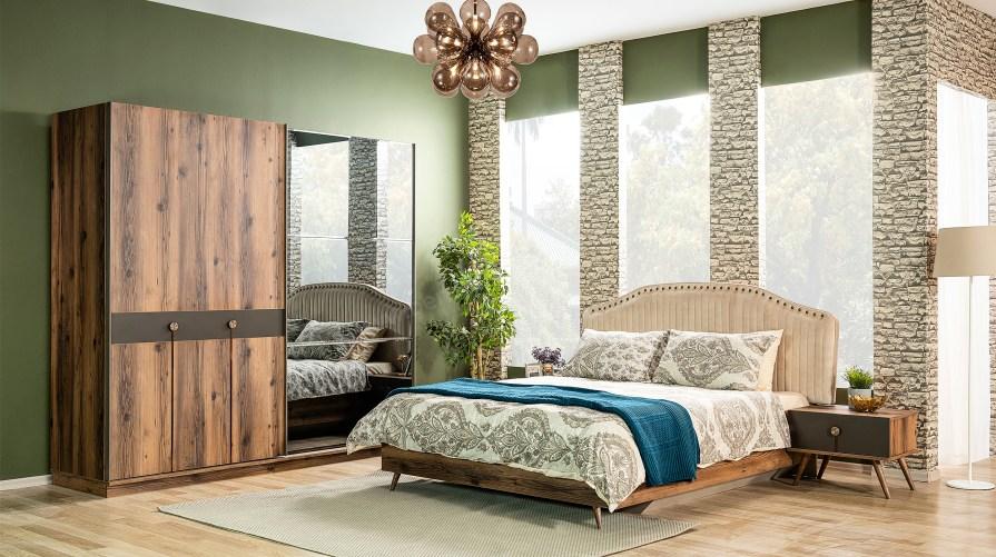 Antik Vega Yatak Odası Takımı