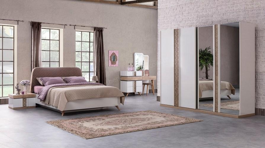 Aqua Yatak Odası Takımı Modern