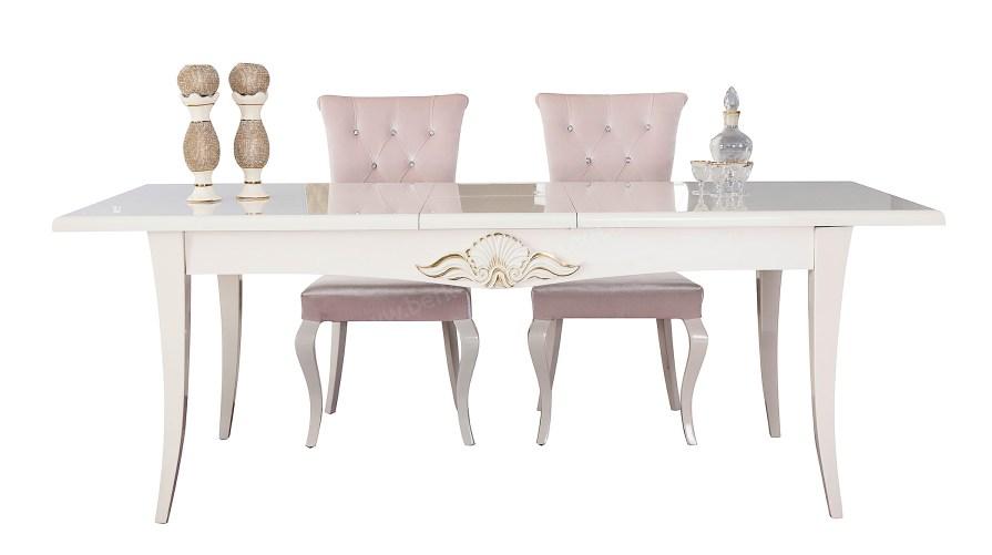Şah Avangarde Yemek Masası Sandalye
