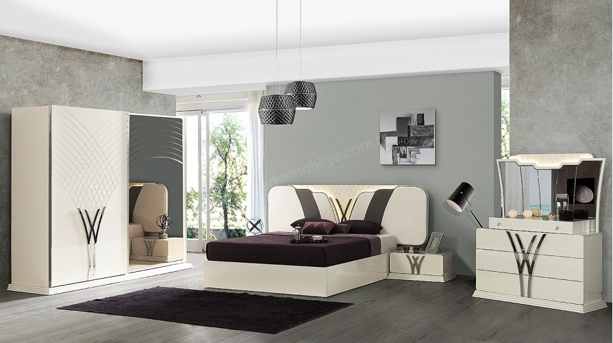 Armani Yatak Odası Takımı