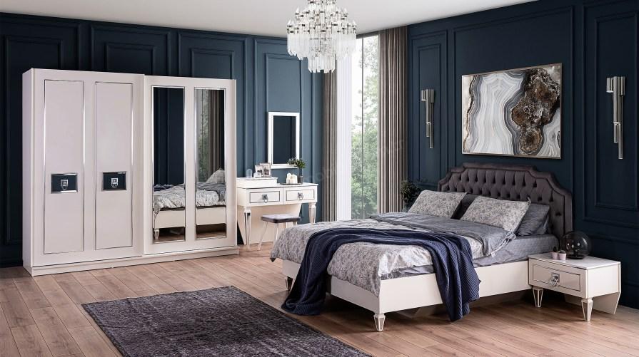 Aronya Aytaşı Yatak Odası Takımı