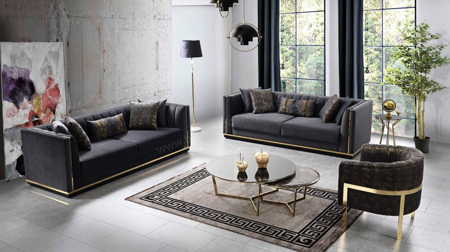 Arte Luxury Koltuk Takımı Two