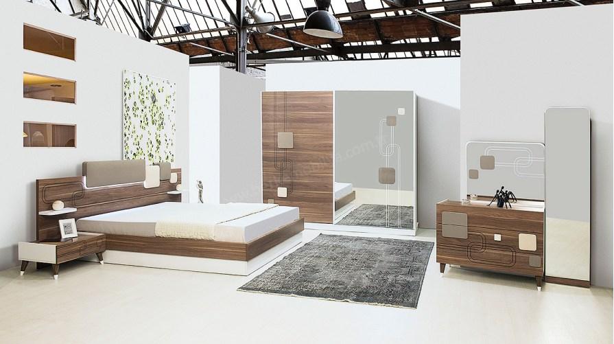 Arte Modern Yatak Odası Takımı