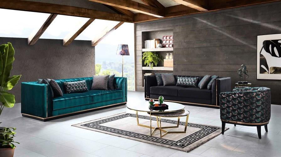 Arte Luxury Koltuk Takımı