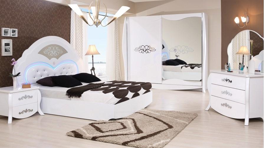 Arte Avangarde Yatak Odası Takımı