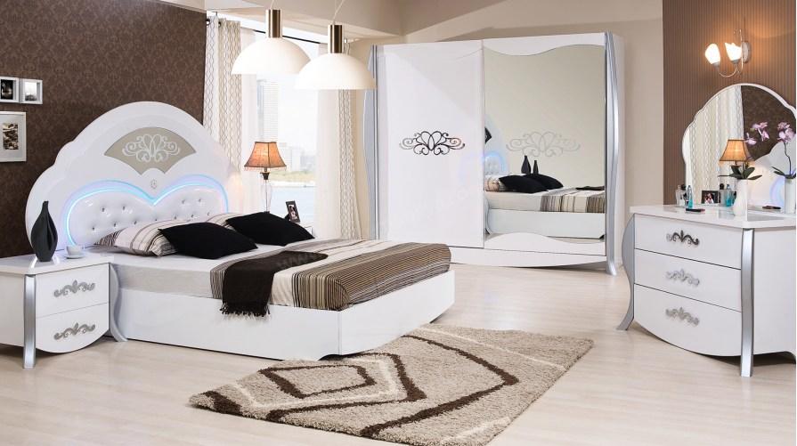 Arte Avangard Yatak Odası Takımı Outlet