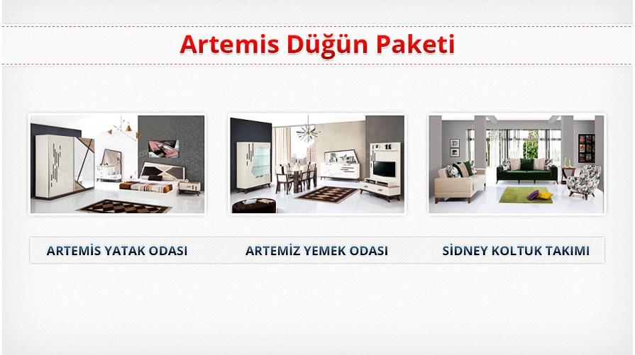 Artemis Düğün Paketi