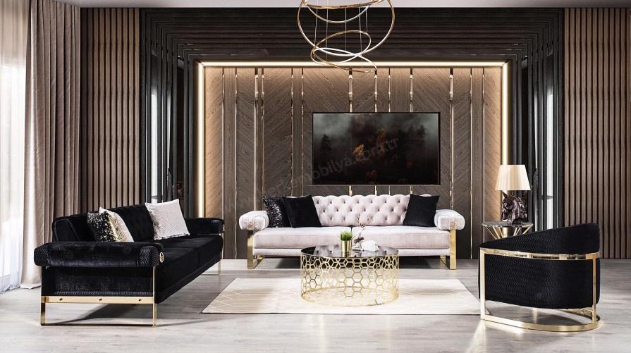 Arya Luxury Koltuk Takımı Two
