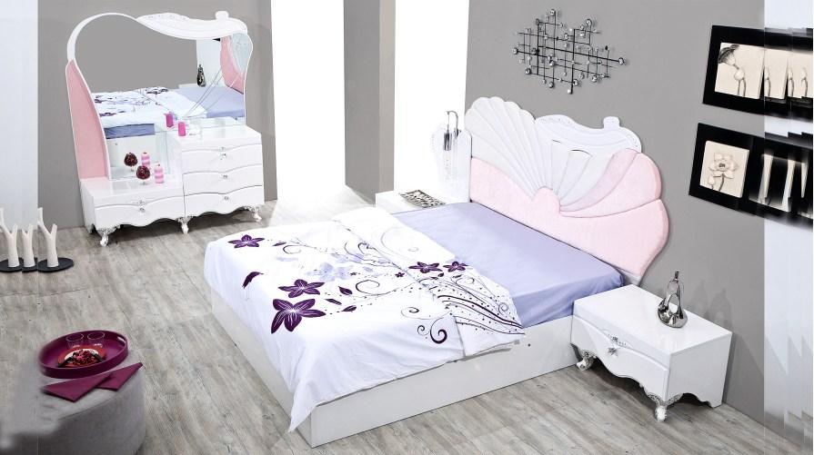 Aspendos Avangarde Yatak Odası