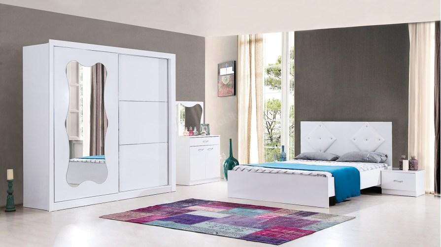 Aspendos Eko  Yatak Odası Takımı