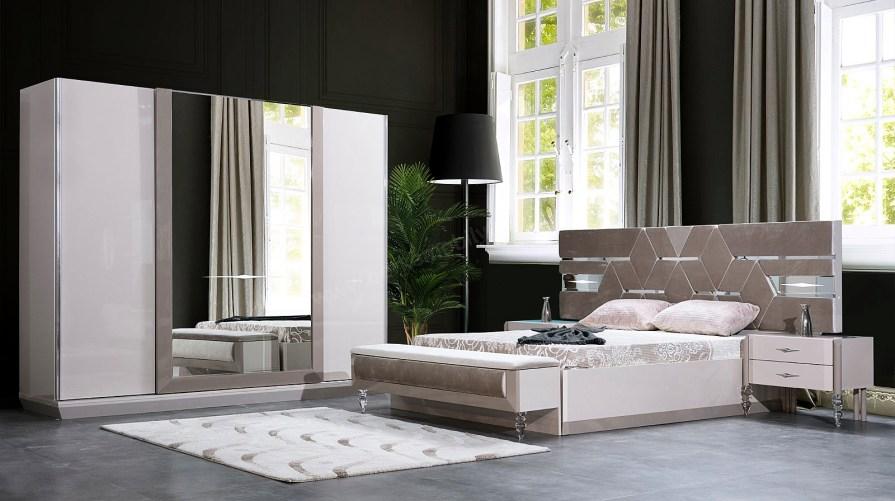 Asya Luxury Yatak Odası Takımı