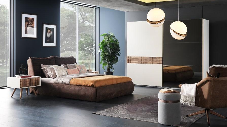 Aura Modern Yatak Odası Takımı
